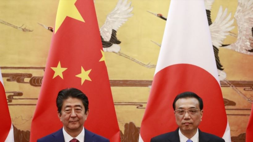 China and Japan sign US$29 billion currency swap to forge closer ties