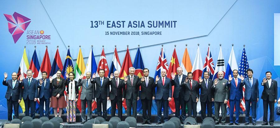 Li urges countries to spur regional growth