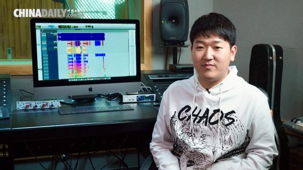 Su Han: Student singer brings rhythm to AI