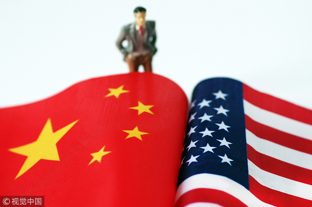 How can US-China conflict be resolved