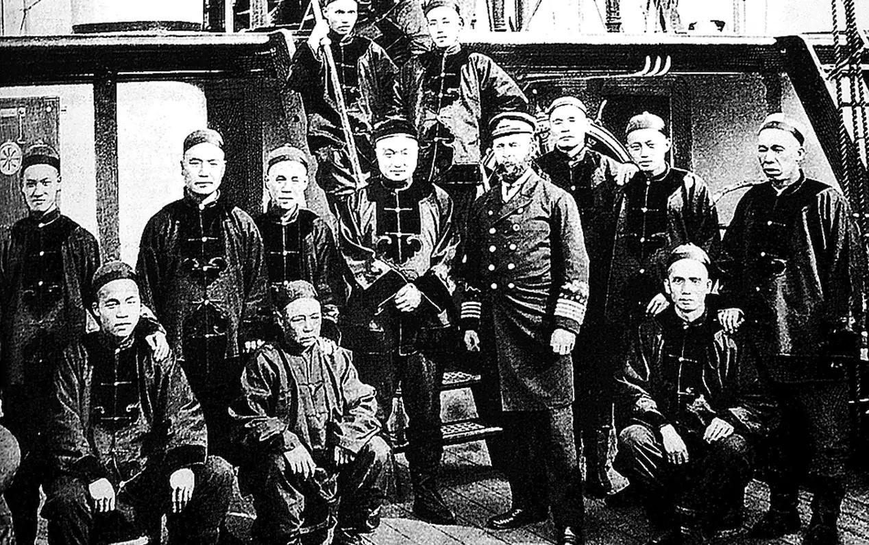 31 'forgotten' Chinese sailors honored in British ceremony