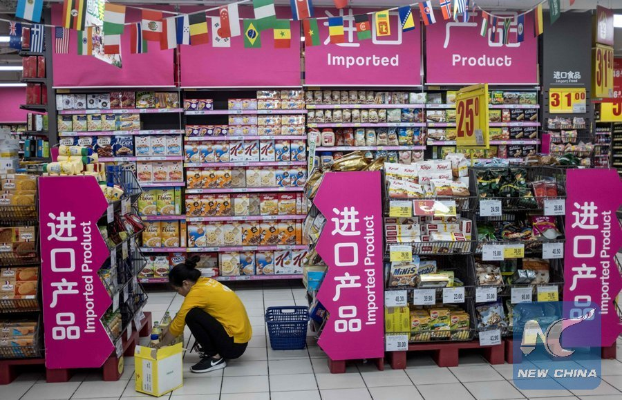 Groceries to be next frontier for retail industry in China: report