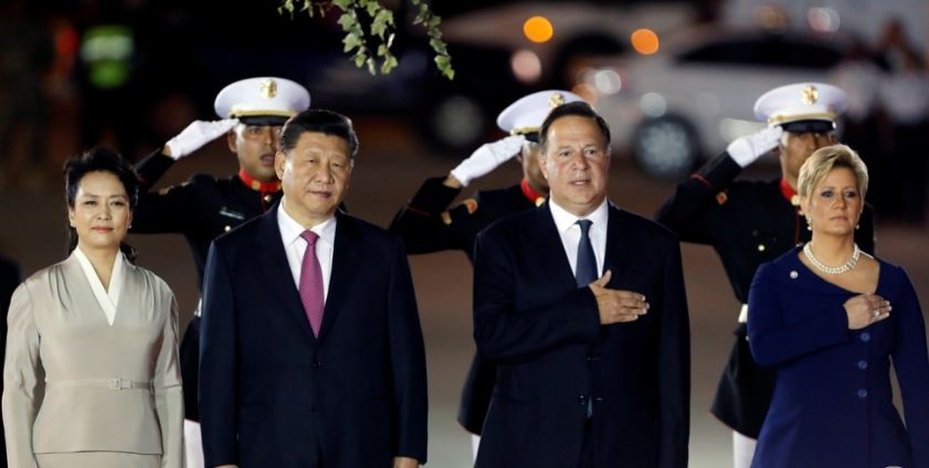 Warm words from Xi Jinping for Panama on first state visit by a Chinese leader