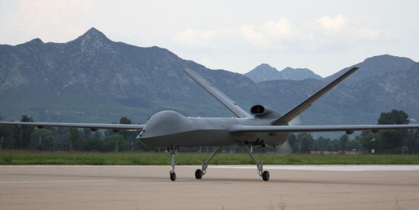 China fills gap left by US in Middle East military drone market, British think tank says