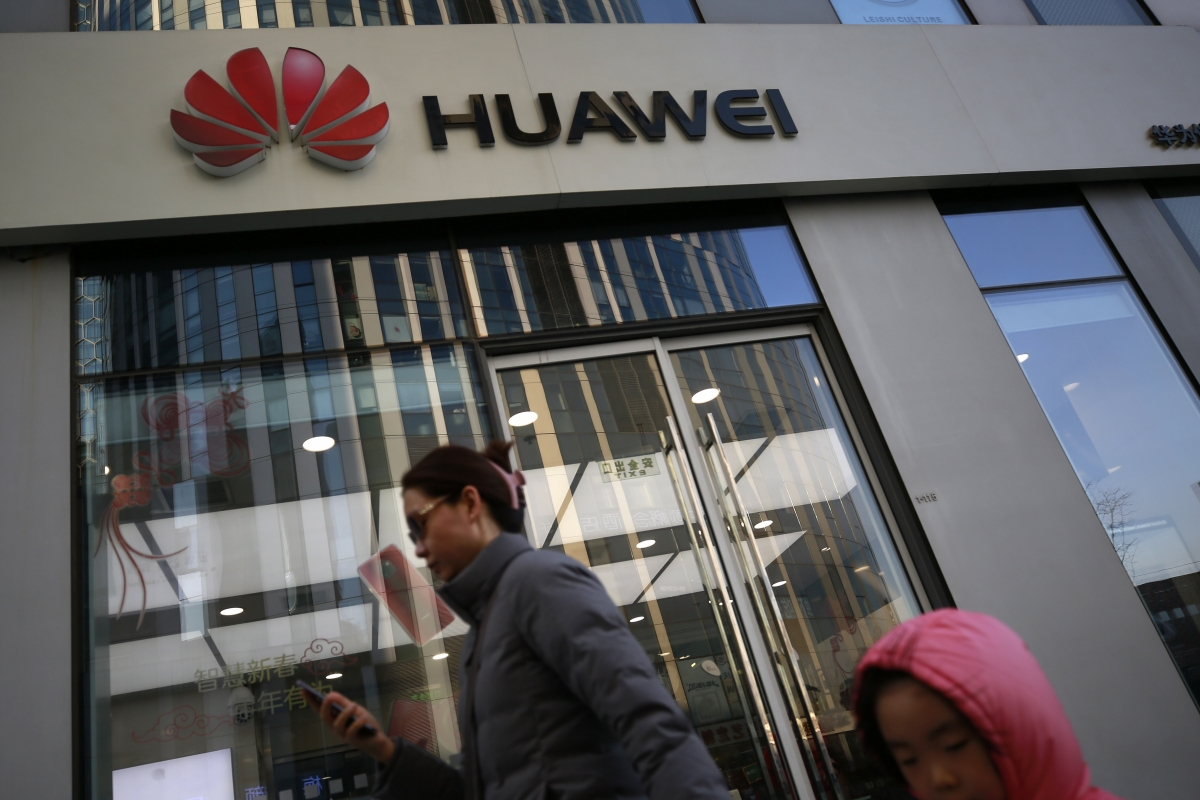 Huawei charges are US attempt to smear Chinese companies, Beijing says