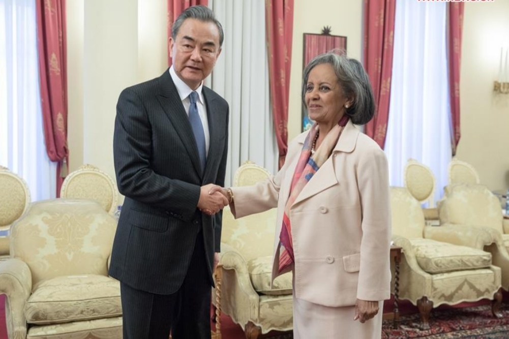 China, Ethiopia agree to deepen cooperation
