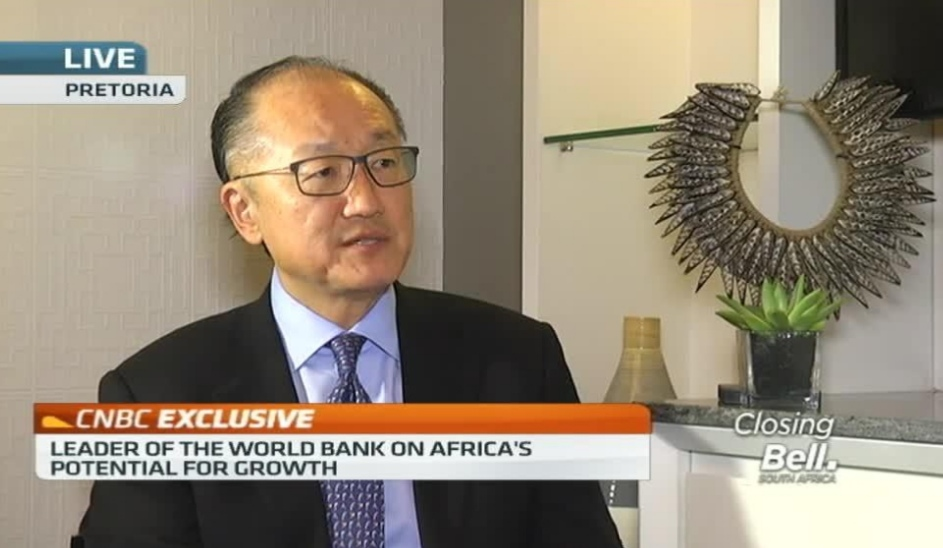 World Bank President Kim's advice to Africa to grow its economies, respond to trade wars