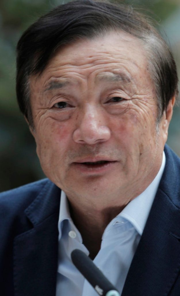 Huawei CEO: company doesn't spy