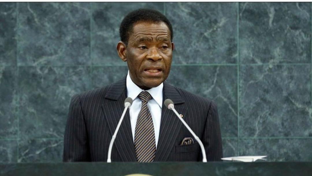 China, Equatorial Guinea pledge to strengthen ties