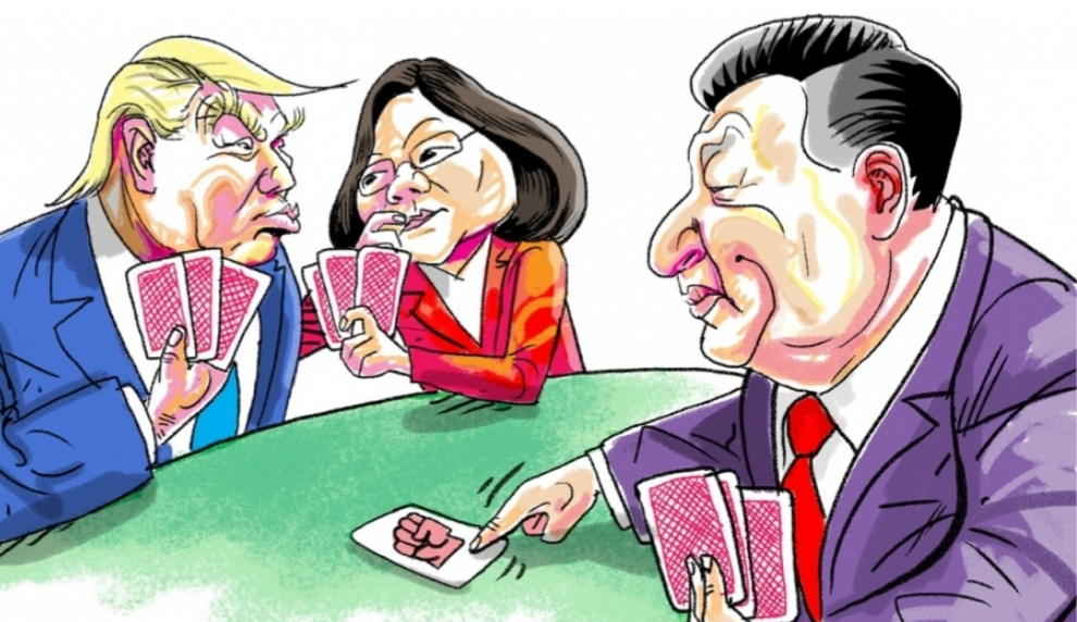 US politicians' attempt to play 'Taiwan card' will be futile: China Daily editorial