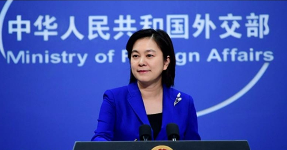 China backs Venezuela's efforts in safeguarding sovereignty