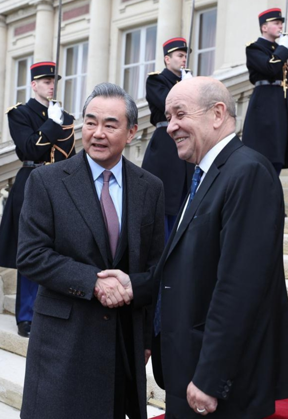 Chinese FM calls for deeper cooperation with France to boost multilateralism