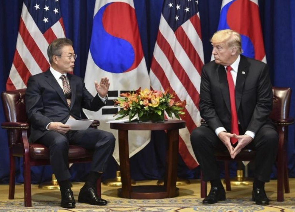 Trump's spat with ally ROK raises fears of US pullback