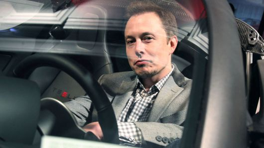 Elon Musk: Tesla will have all its self-driving car features by the end of the year