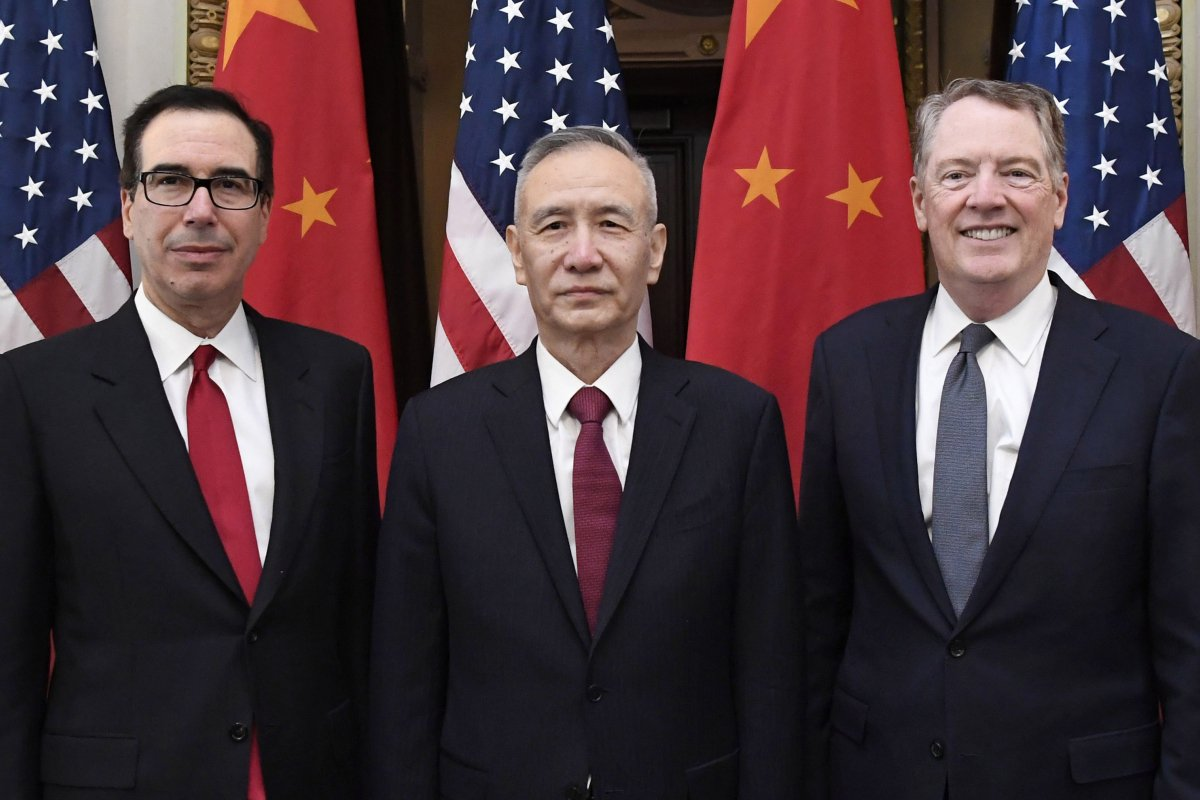 China's top trade negotiator Liu He to meet Donald Trump on Friday