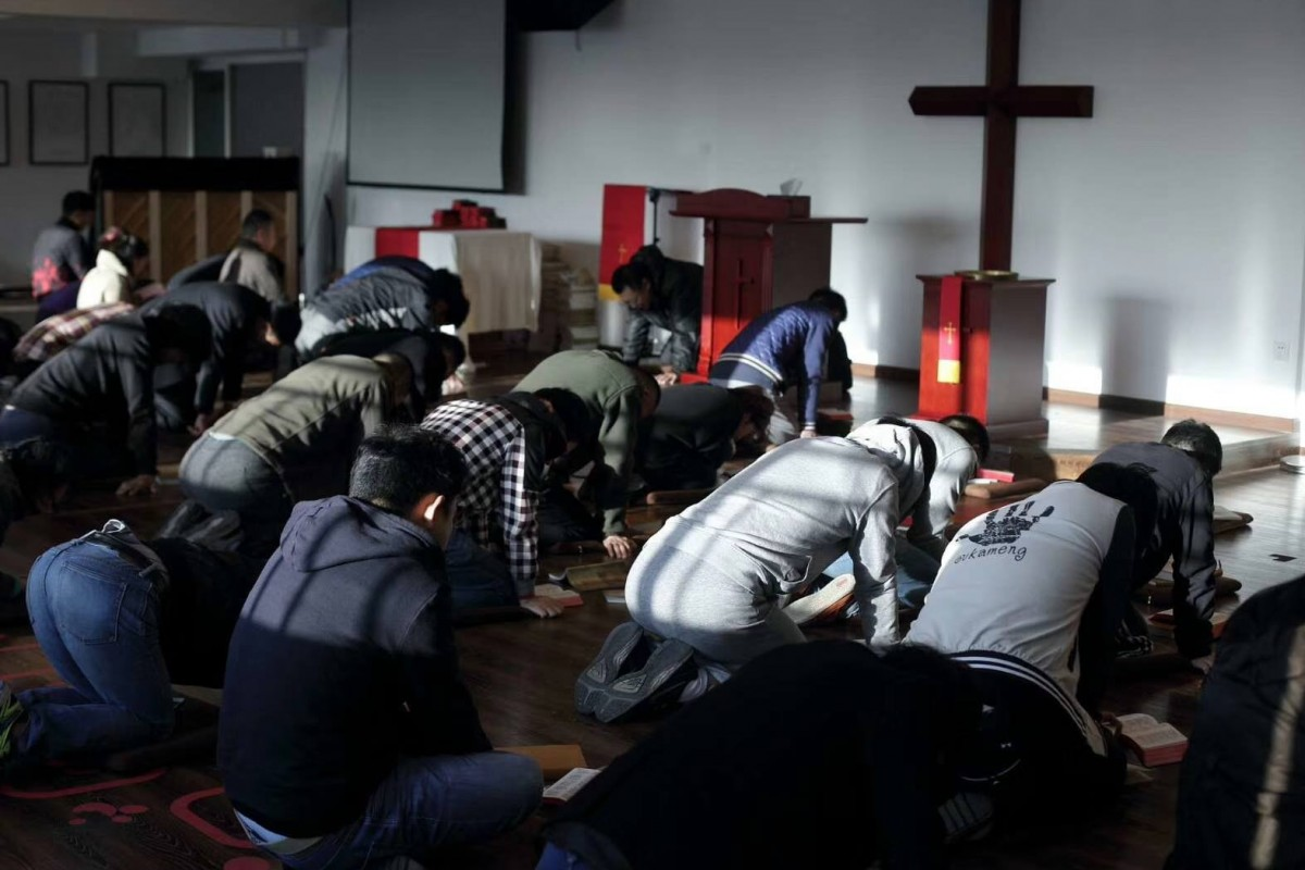 Official head of China's Protestant churches says religions must be purged of 'Western influences'
