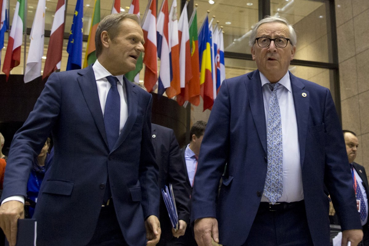 China, EU leaders' plan for joint statement in Brussels hits snag over market access row, say EU sources