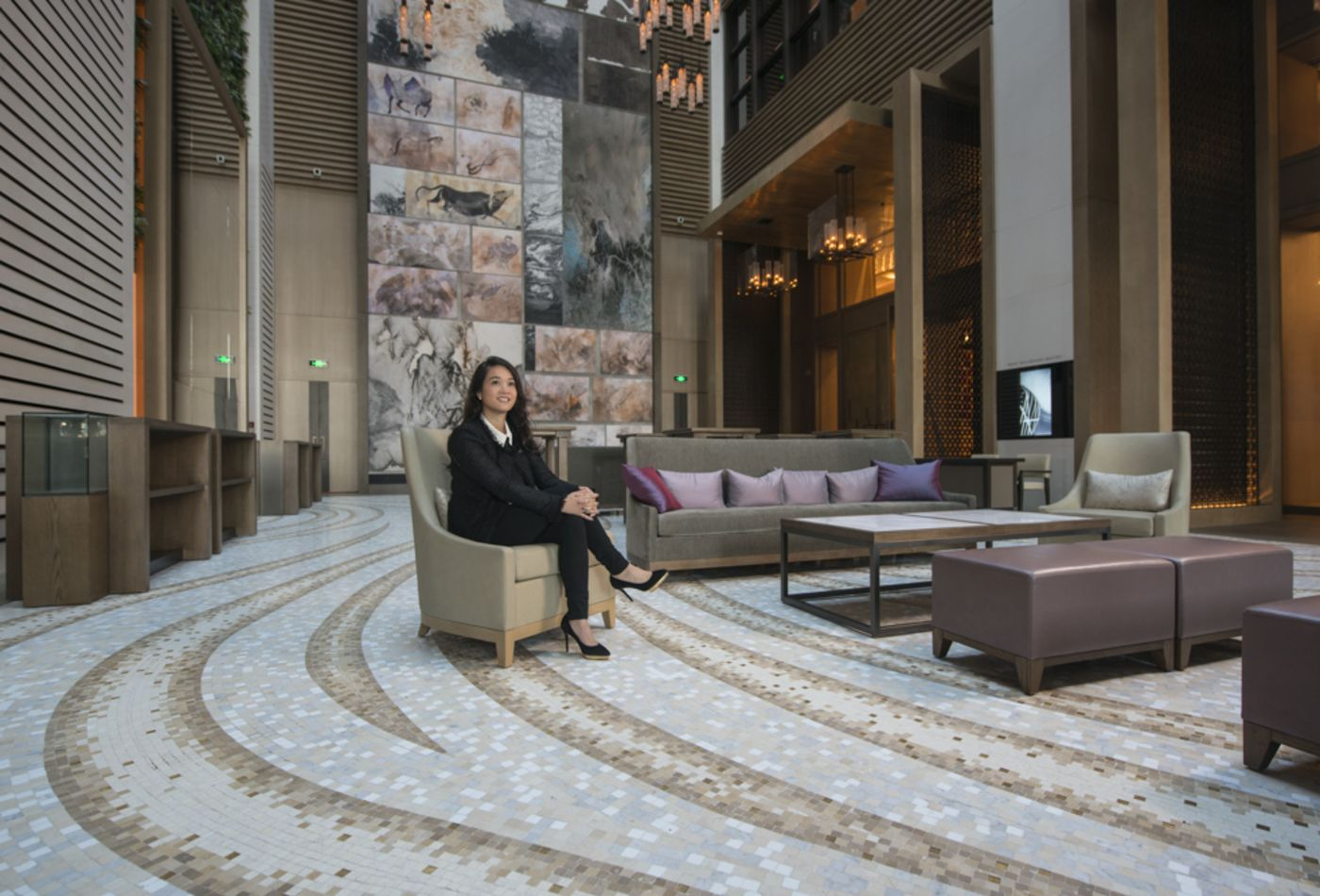 This Hong Kong CEO from a billionaire family is reinventing hotels for millennials