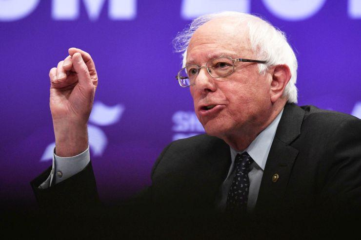 Bernie Sanders slams Joe Biden for downplaying China's economic threat to the US