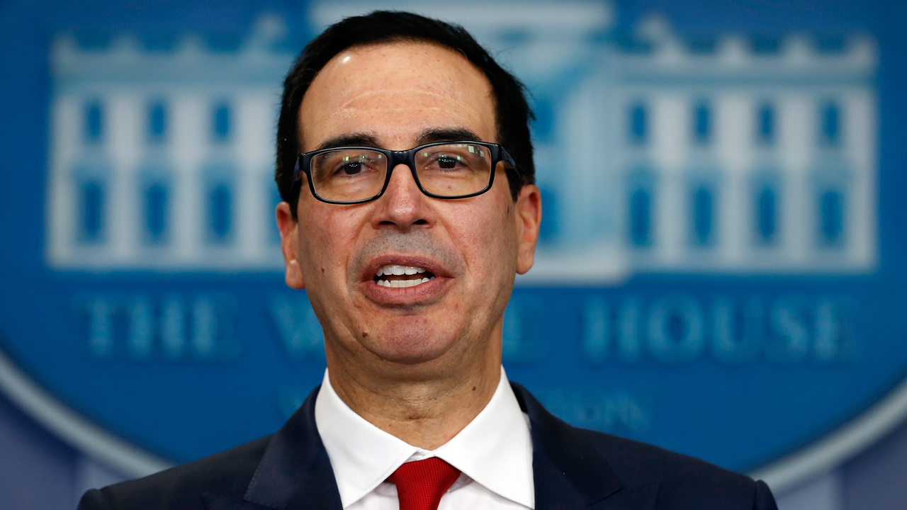 Mnuchin: 'We were about 90% of the way' on China trade deal and there's a 'path to complete this'