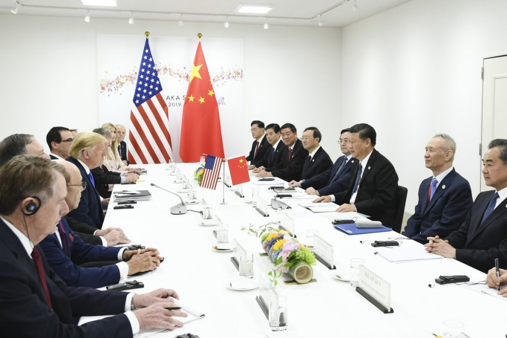 China insists US must remove all trade war tariffs as part of deal, says commerce ministry spokesman