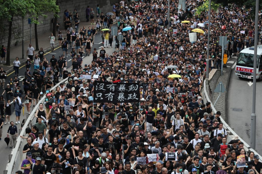 Singaporeans support Hong Kong protests against controversial extradition bill, survey shows