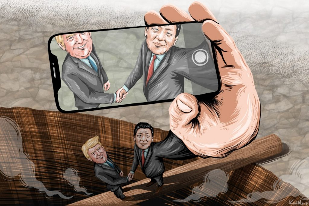 Despite Donald Trump and Xi Jinping's G20 handshake, mistrust and disputes persist in US-China trade war