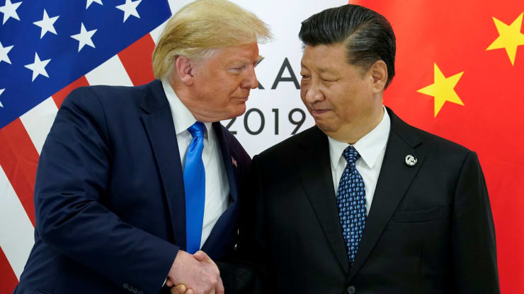 China wants a two-track approach to the trade talks, WSJ reports