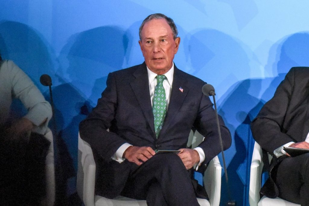 Xi Jinping 'no dictator', American businessman Michael Bloomberg says