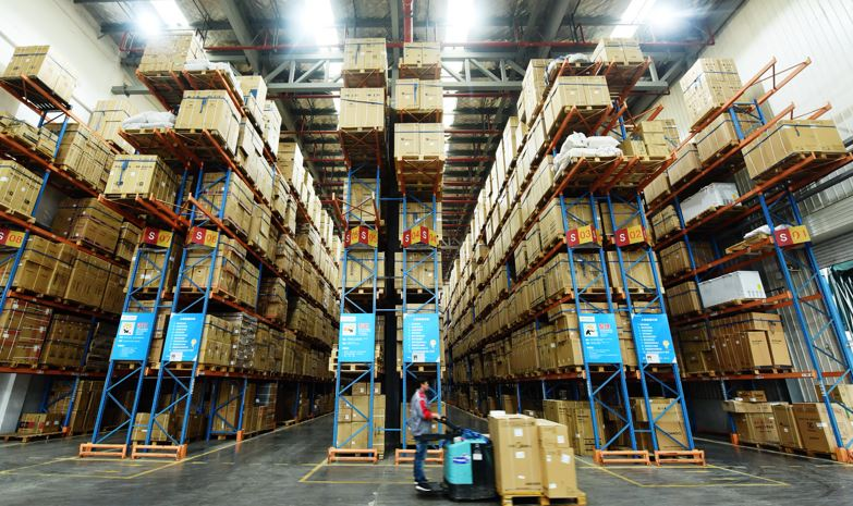 'Underdeveloped' warehousing in China could be an opportunity for real estate investors