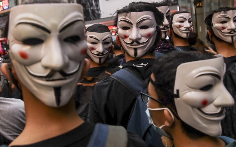 Hong Kong leader Carrie Lam's dialogue with residents in doubt after introduction of anti-mask law sparks more violence across city