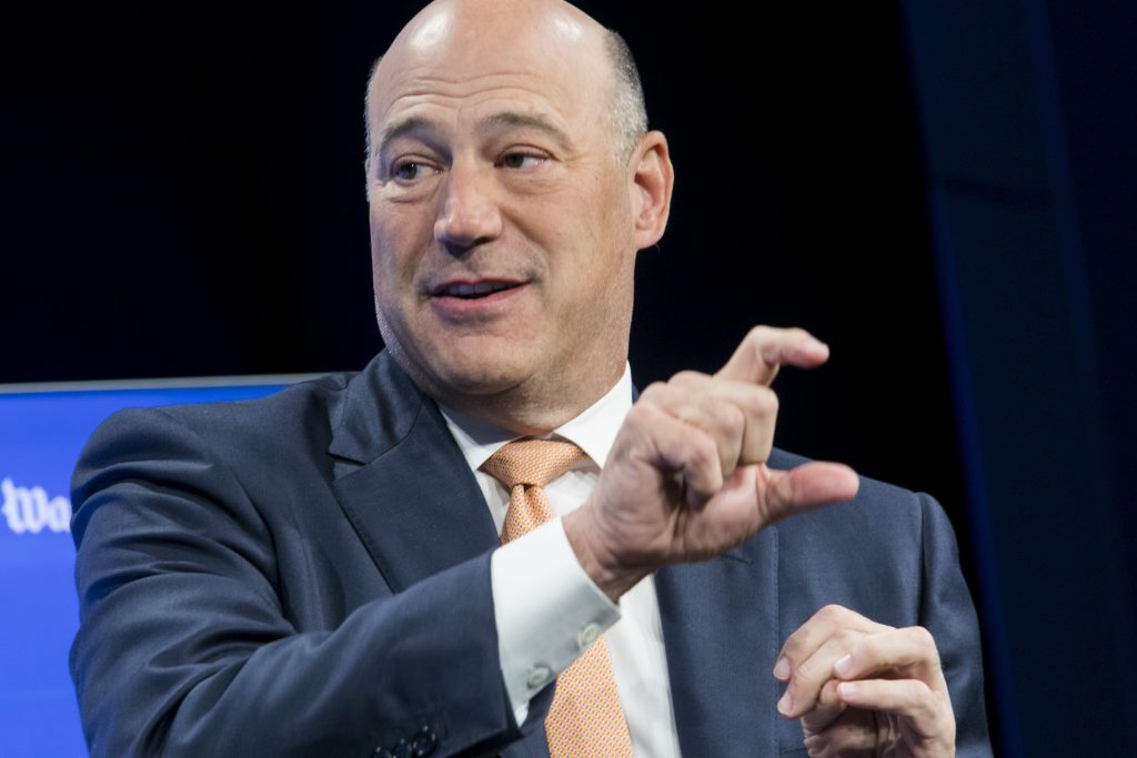 Gary Cohn: Trump knows he'll lose 'credibility' with China if he blinks on tariff deadline