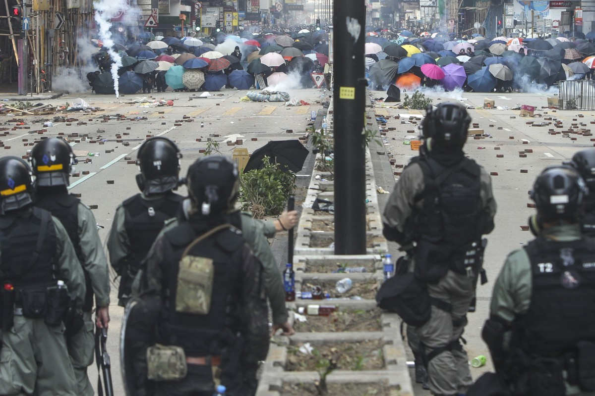 China has the 'resolution and power' to end Hong Kong unrest amid protests, says ambassador to Britain Liu Xiaoming