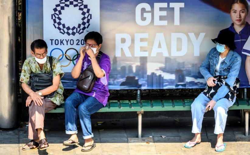 Coronavirus: Tokyo 2020 Olympics postponed by one year after Abe's call with IOC chief