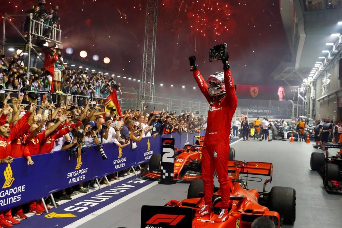 Coronavirus: Formula One cancels Singapore, Japan and Azerbaijan races