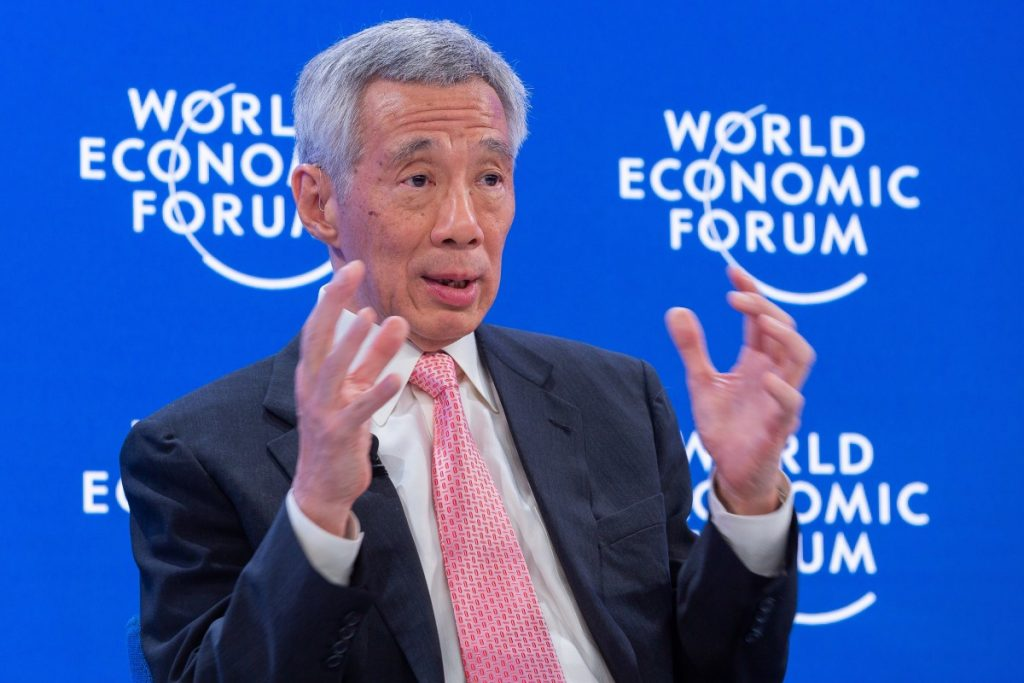 China can't take over US security presence in Southeast Asia: Singapore PM Lee Hsien Loong