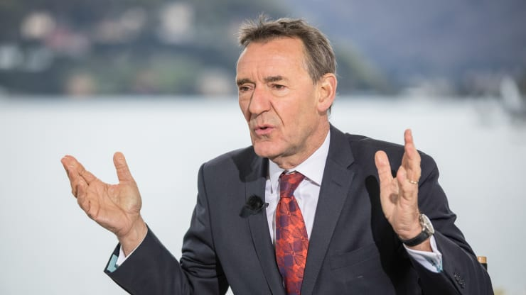 U.S.-China war of words will be 'tough and scary' through the election, Jim O'Neill says