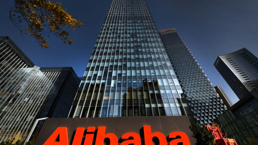 Alibaba shares plunge about 8% for second straight session as China ramps up pressure