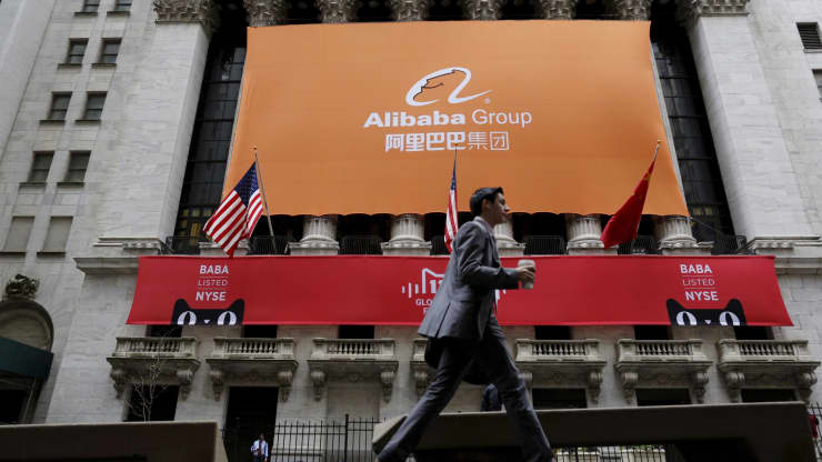 Alibaba and two other firms fined for not reporting deals to Chinese regulators