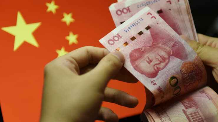 As debt defaults rise, China's government bonds might be a safer bet for investors