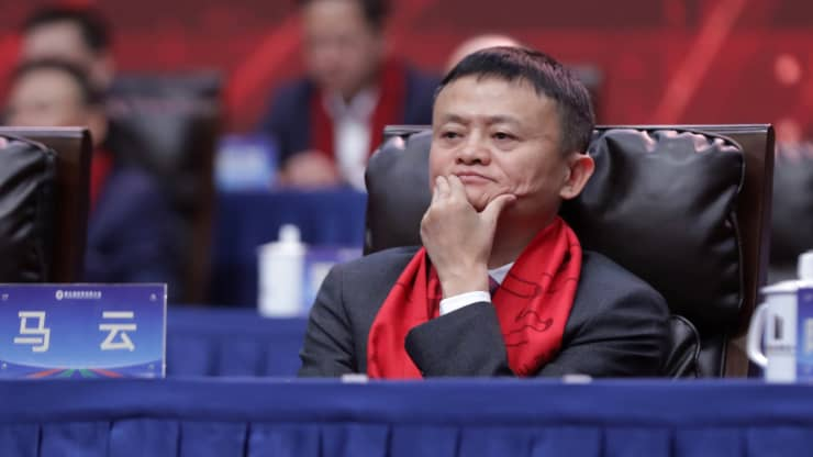 Jack Ma's uneasy relationship with Beijing casts shadow over Alibaba's strong earnings and future