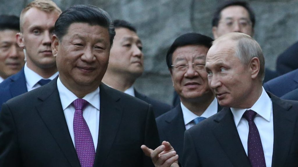 Biden invites Vladimir Putin and Xi Jinping to climate summit amid rising global tensions