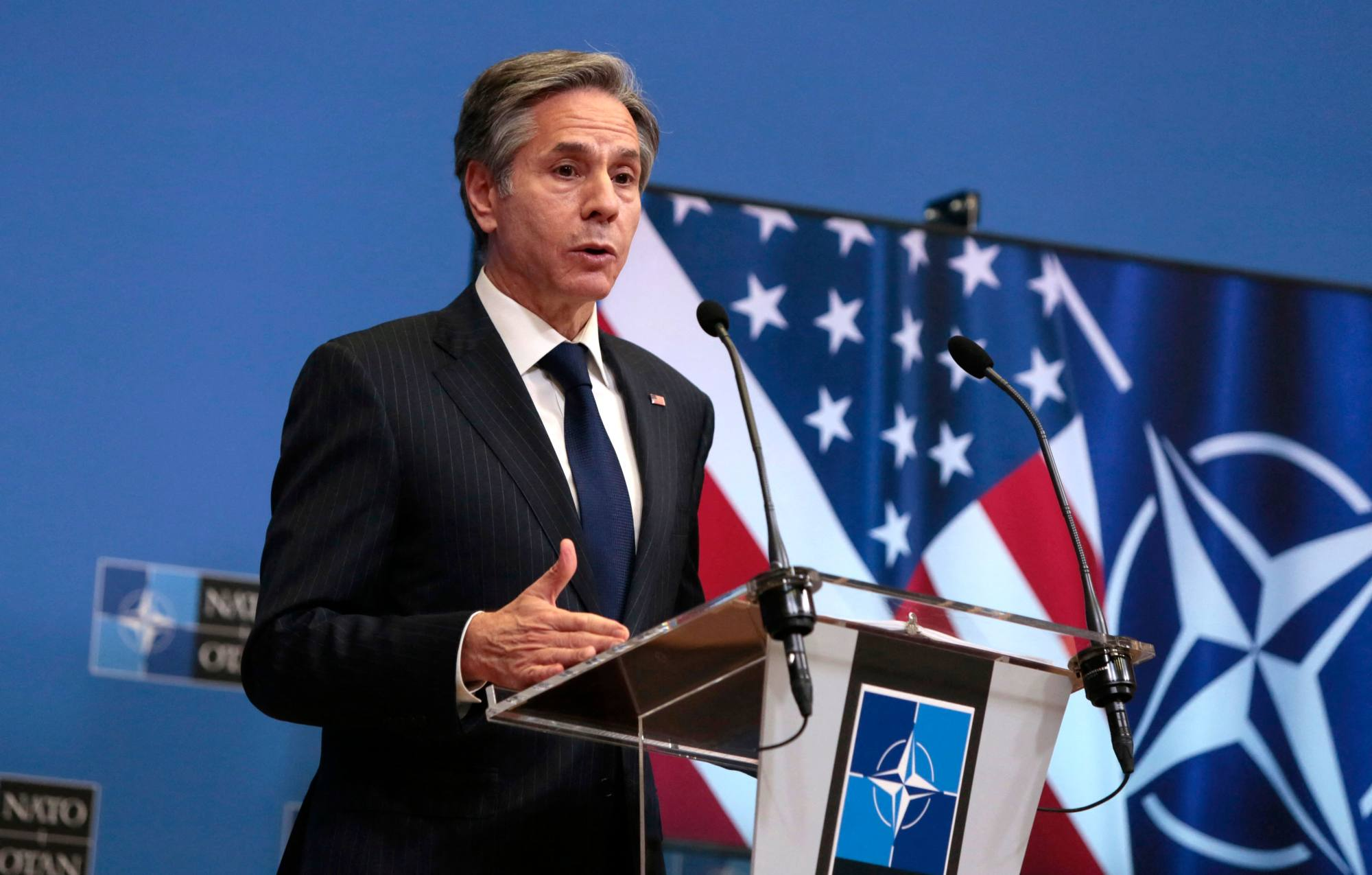US-EU announce dialogue on China; Nato pledges to work with Japan, other Asia-Pacific nations to counter Beijing