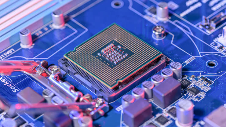 UK's largest chip plant to be acquired by Chinese-owned firm Nexperia amid global semiconductor shortage
